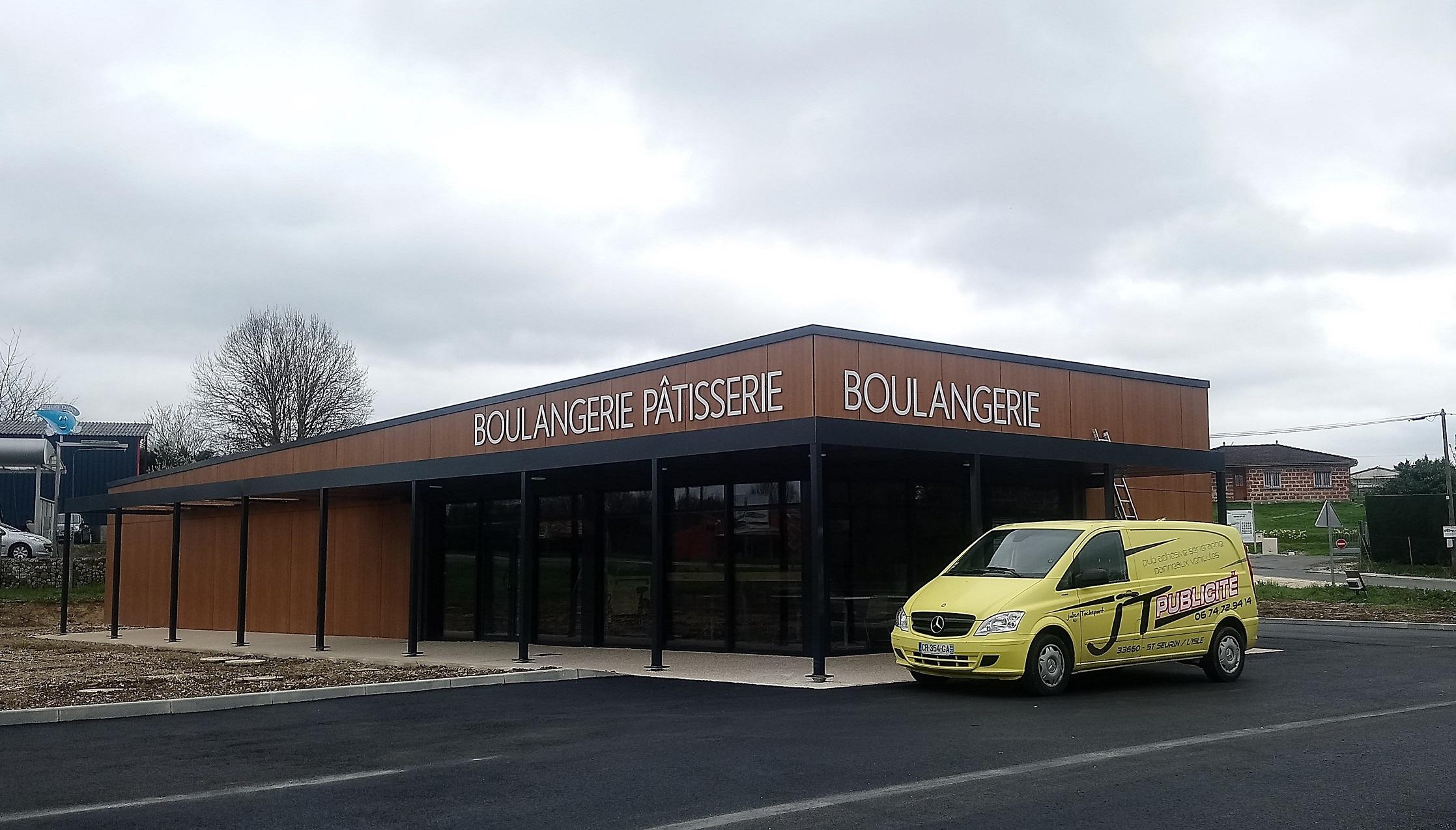 Boulangerie Tirateau