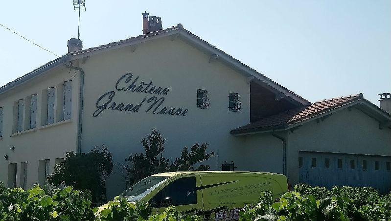 Château Grand Nauve