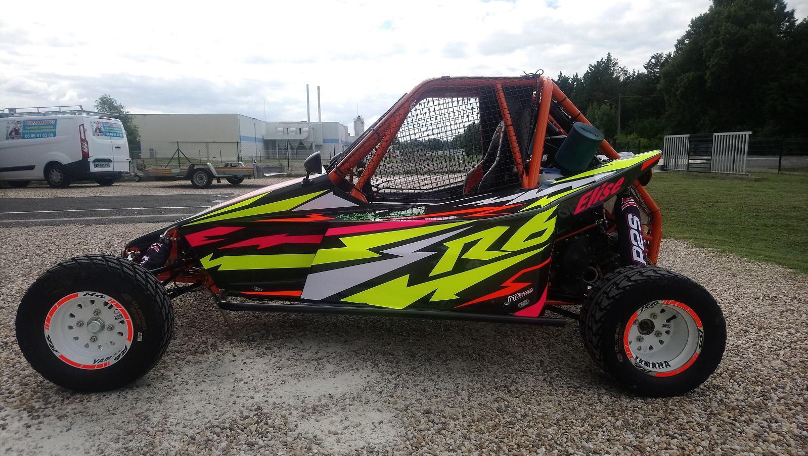 CrossCar R6