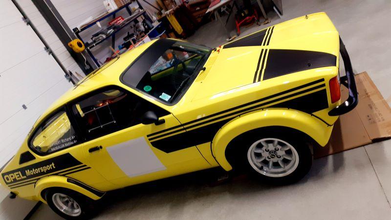 Opel Kadett Motorsport