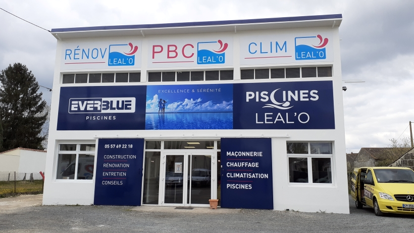 PBC Piscines et Clim Leal`o