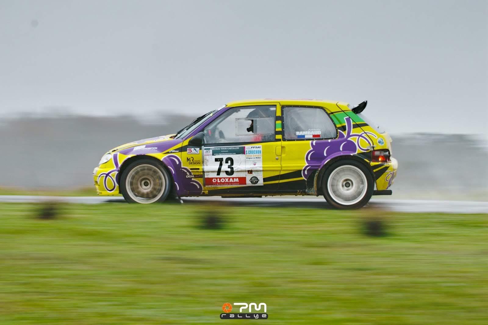 Saxo Rallye